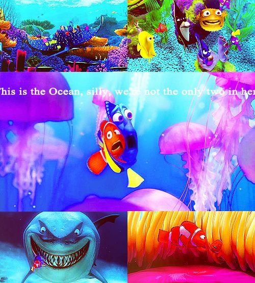 Finding Nemo (With images) | Disney finding nemo, Disney ... Walt Disney Pictures Presents A Pixar Animation Studios Film Finding Nemo