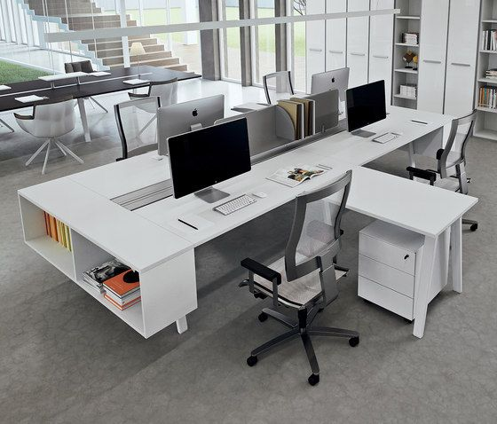 25 Cool Modular Home Office Furniture Designs: DV804-E-Place 10 By DVO