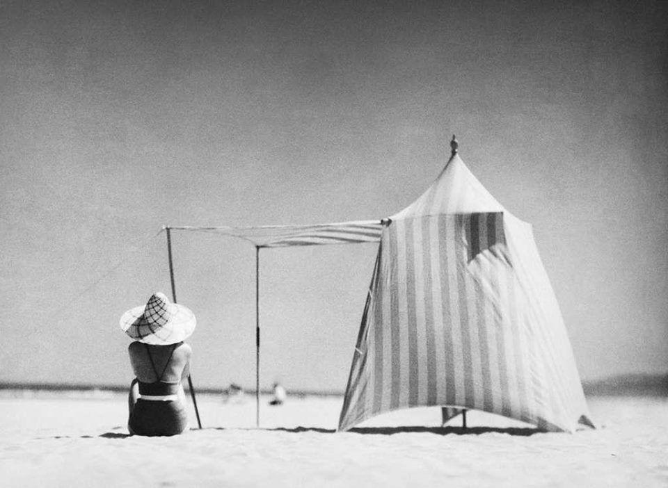 Coco, Hendaye, 1934. Photographie Jacques Henri Lartigue © Ministère de la Culture-France
