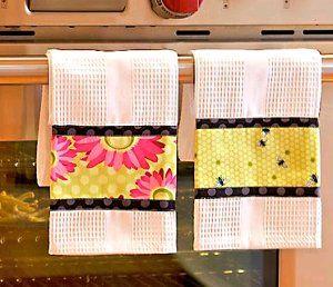 20 Delightful Dish Towel Patterns