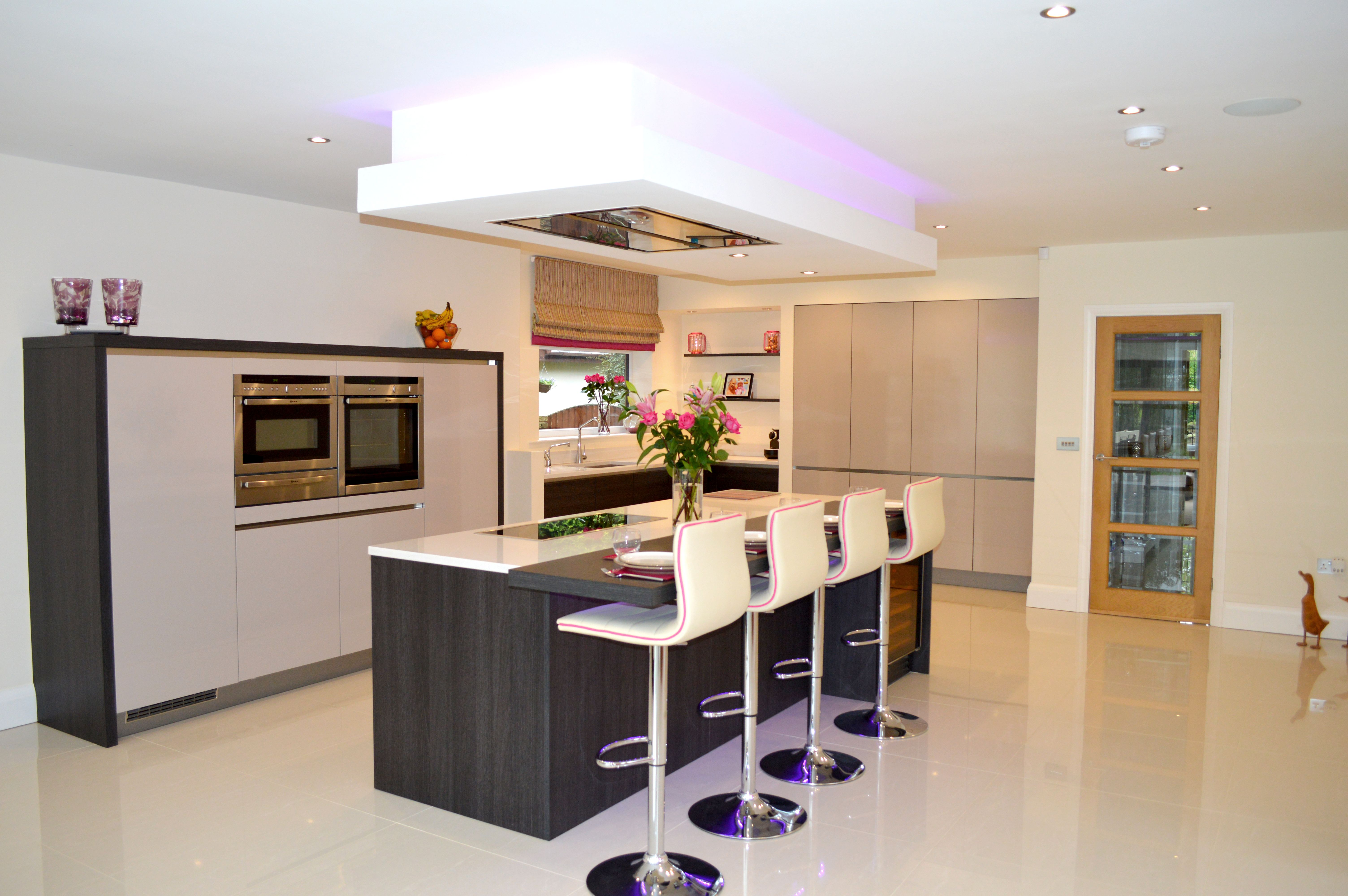 kitchen design centre, blackburn. neff multifunction oven with