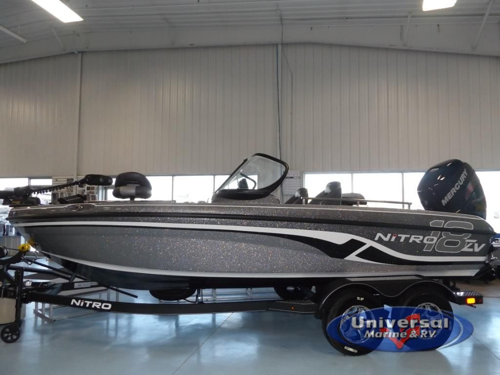 2012 Tracker Nitro And Tahoe Fishing Boats At The Bass 175 Txw Wiring Diagram New 2018 Zv18 Boat Universal Marine Rv Rochester Mn