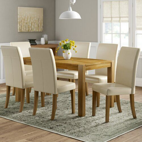 19++ Cream dining chairs set of 6 Tips