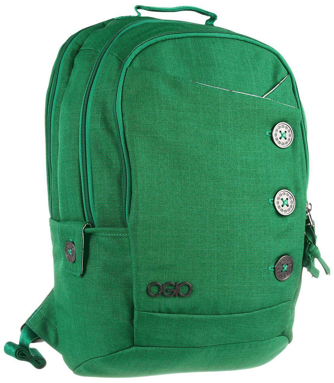 OGIO Soho Backpack, Emerald-One Size | Colleges, Soho and Emeralds