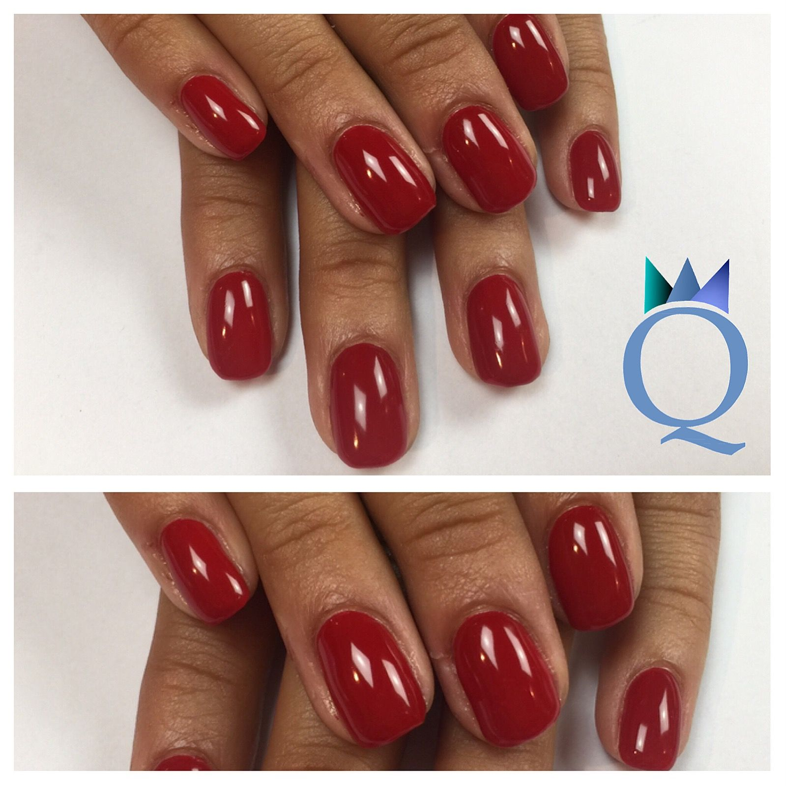 Faszinierend Nageldesign Rot Ideen Von #shortnails #gelnails #nails #red #kurzenägel #gelnägel #nägel