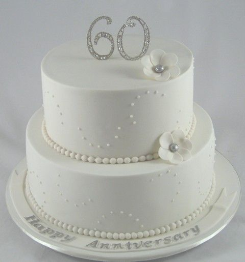 Image Result For Diamond Wedding Anniversary Cakes More