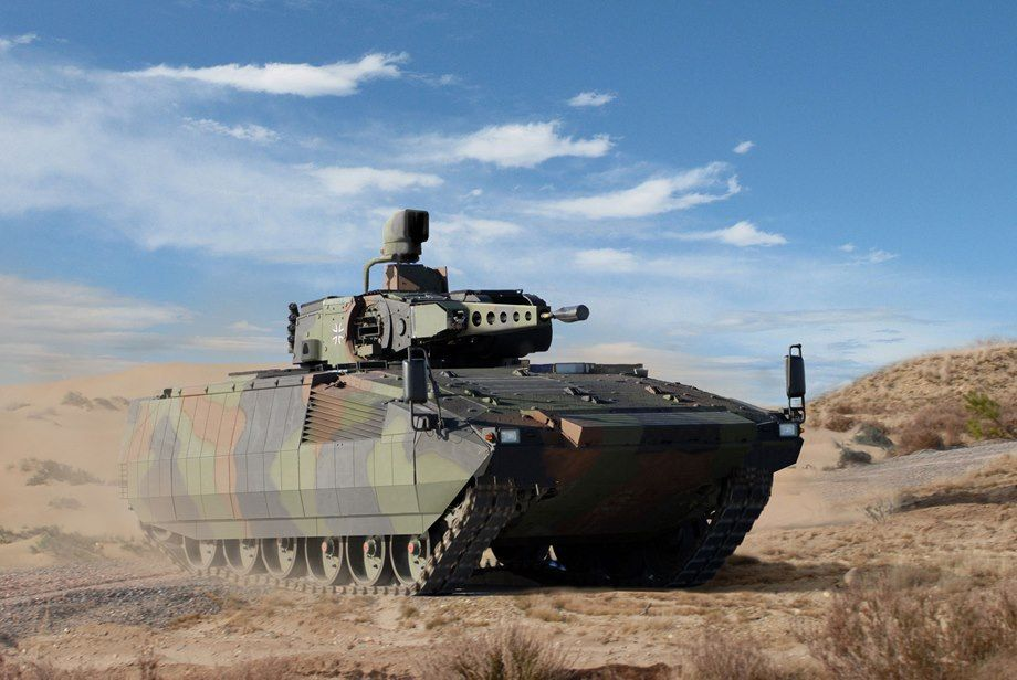 Schützenpanzer Puma : Germany's deadly new Infantry Fighting Vehicle | Defencyclopedia