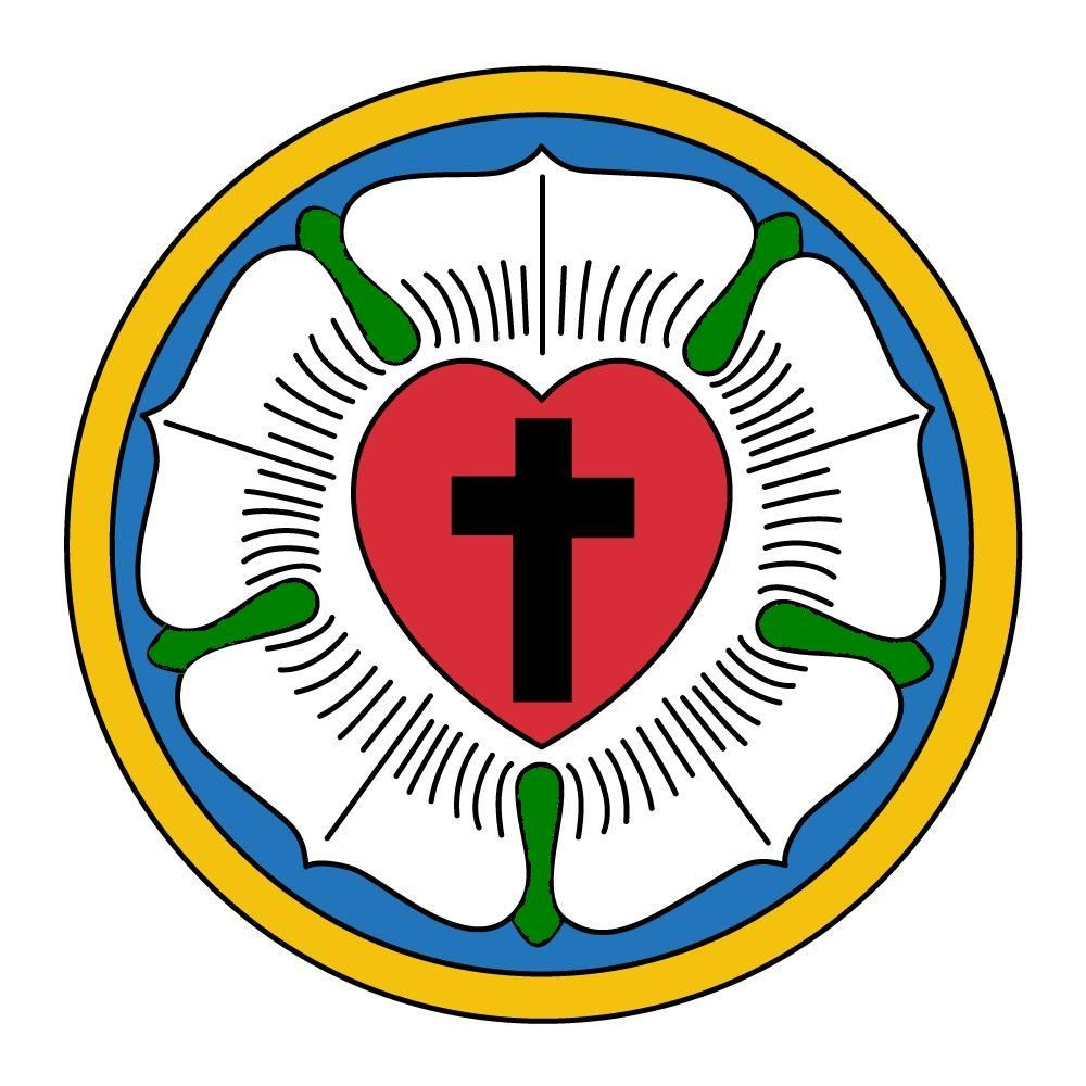 The luther seal or rose is a widely recognized symbol for lutheran buycottarizona Image collections