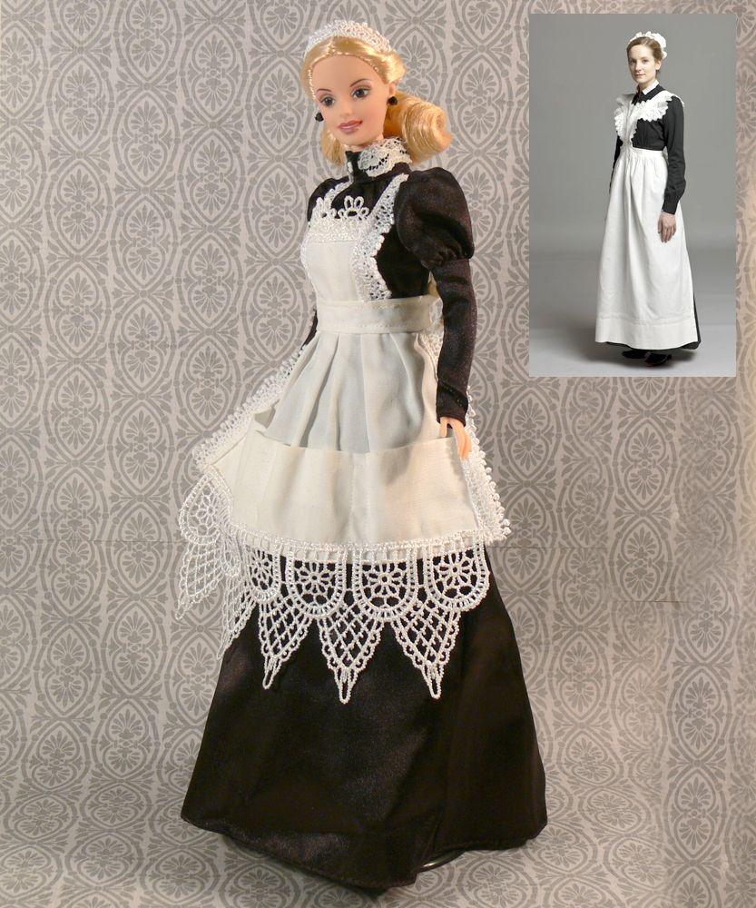 Anna May Smith Bates http://www.ebay.com/itm/DOWNTON-ABBEY-Anna-May-Smith-Bates-OOAK-DOLL-Lady-s-MAID-Joanne-Froggatt-/191137975008