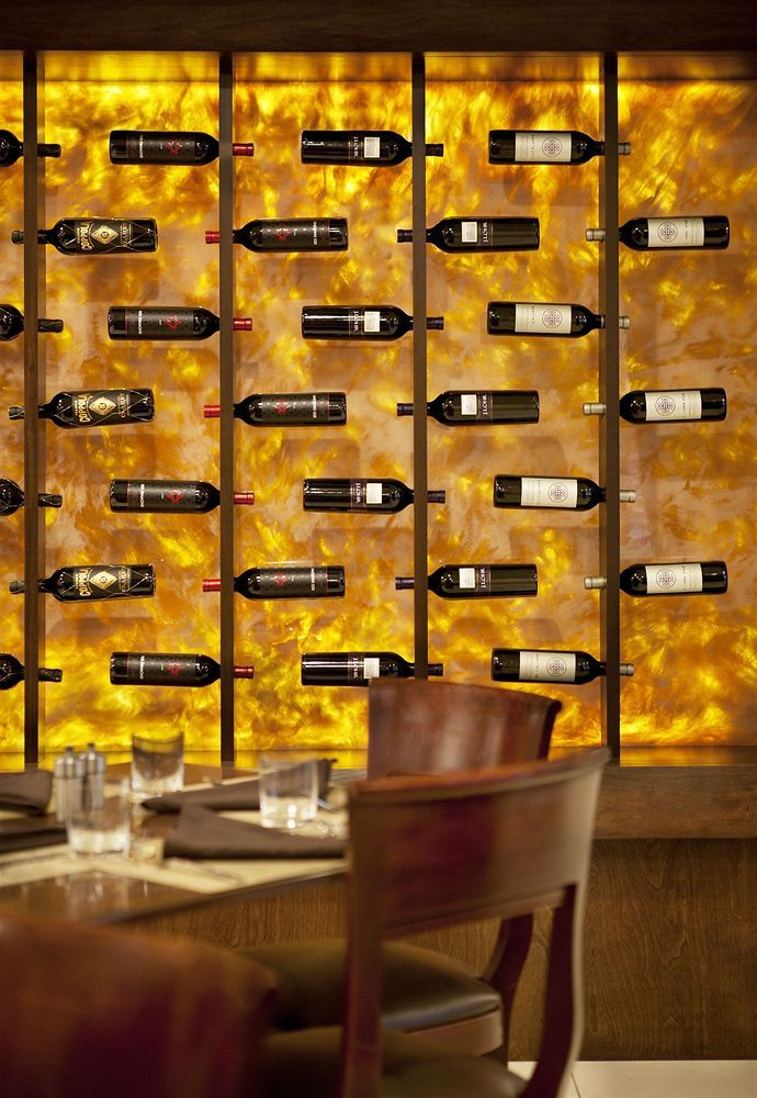52 Splendid Home Bar Ideas To Match Your Entertaining Style: Wine Wall, Wine Cellar Design, Bar Interior