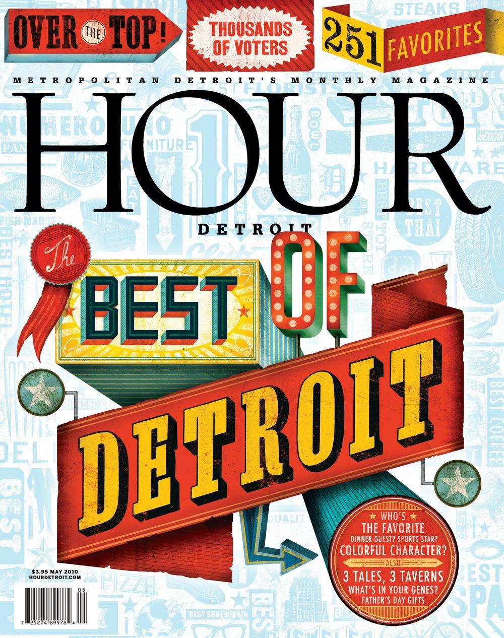 Hour Detroit Magazine