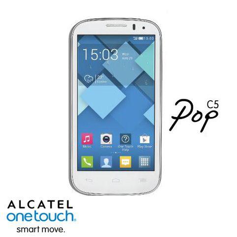 """POP C5: Perfecto para todo, la gran pantalla de 4.5"""" te mantendrá cautivado.  Disponible en Chile."""