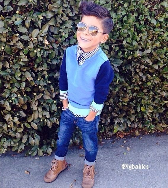 Outfit baby Boy | •Baby• | Pinterest | Marcos