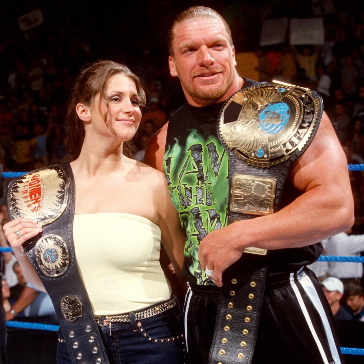 Triple H & Shawn Michaels | Wwe shawn michaels, Wrestling