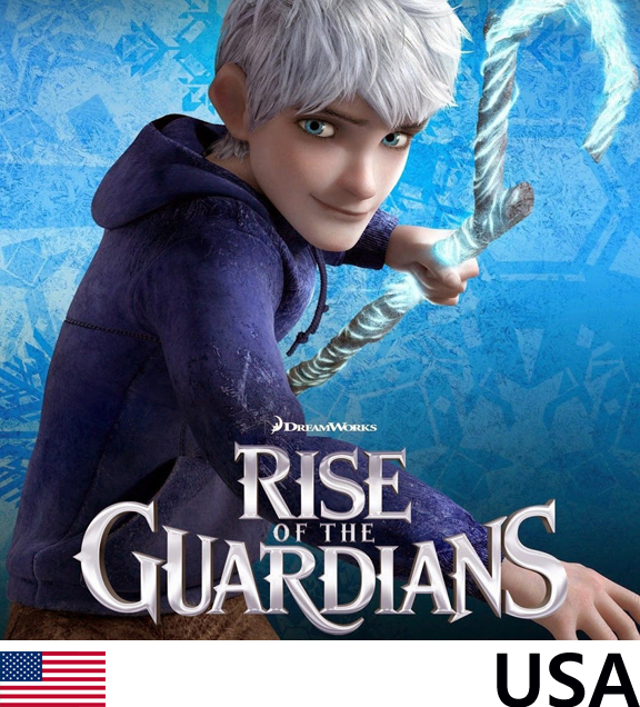 Rise Of The Guardians Rotg The Guardian Movie Jack Frost Ris