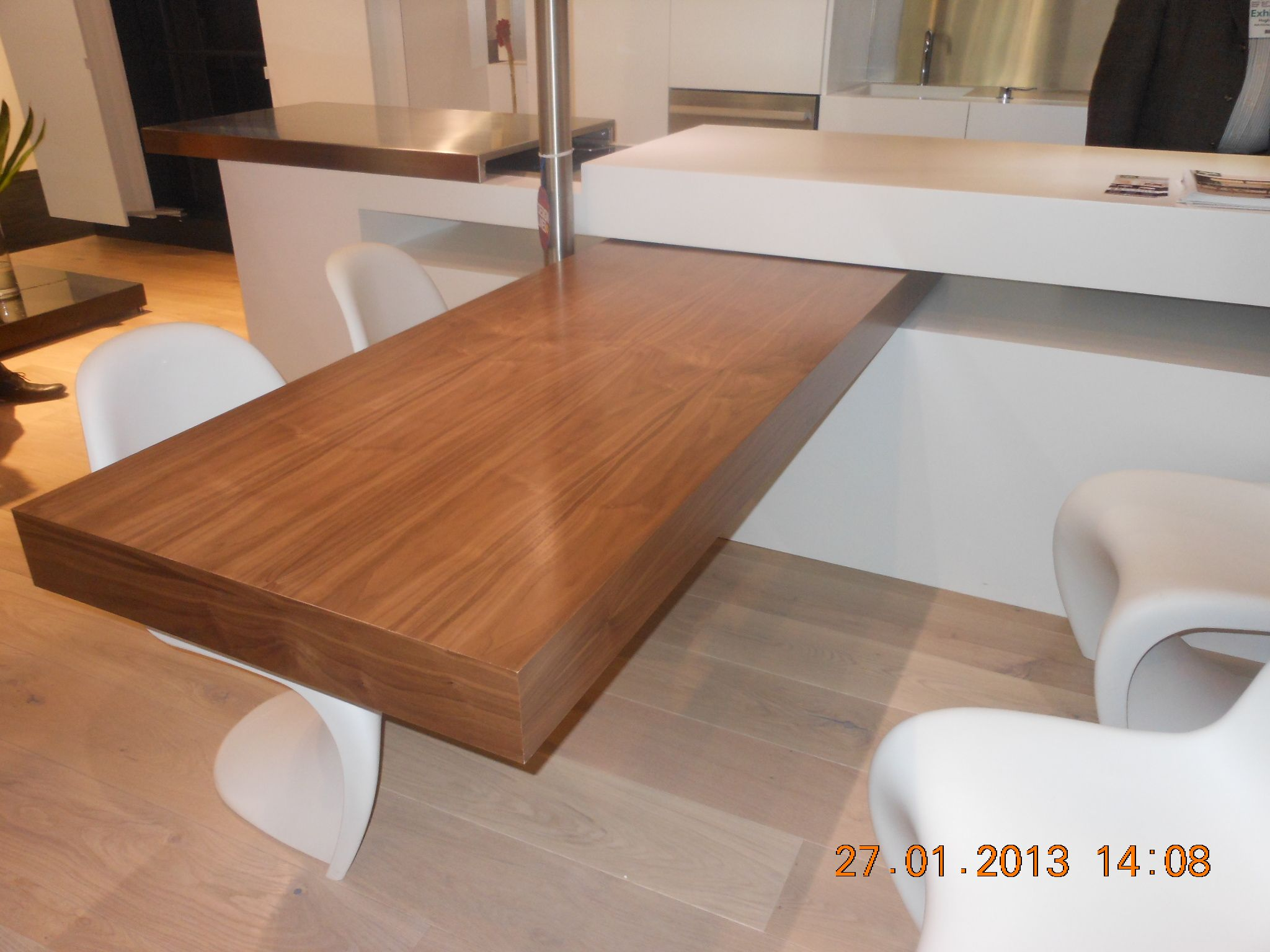 extendable countertop dining tables kitchen - Kitchen Counter Table
