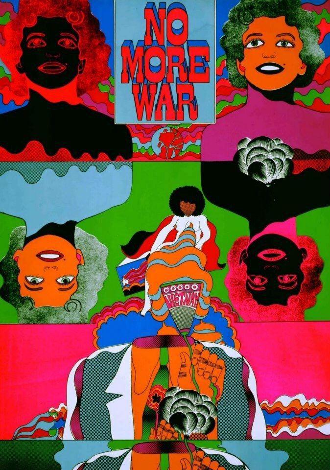 Keiichi Tanami anti-war artwork