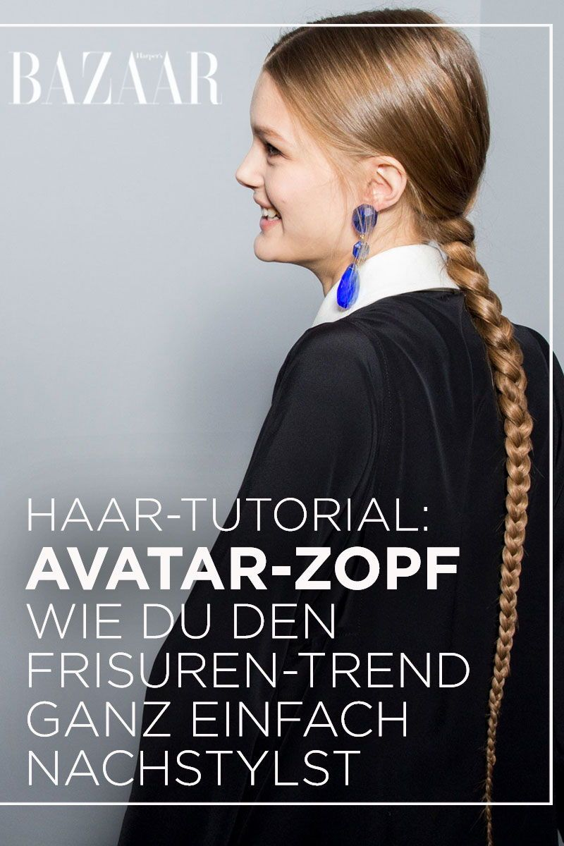 Avatar Frisur