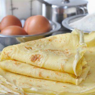 Pin De Rx Quiroz Audala En Tortilla De Verduras Recetas De Comida Pasta Para Crepas Receta Crepes