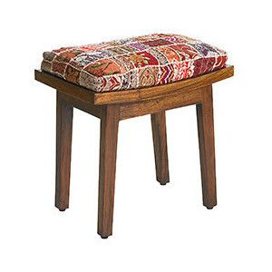 Terrific Pier 1 Imports Sari Stool Dream House Stool Sari Fabric Gmtry Best Dining Table And Chair Ideas Images Gmtryco
