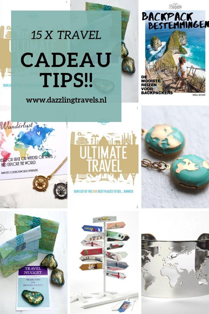 15 X Cadeaus Voor Reizigers Dazzling Beauty Blog Reizen