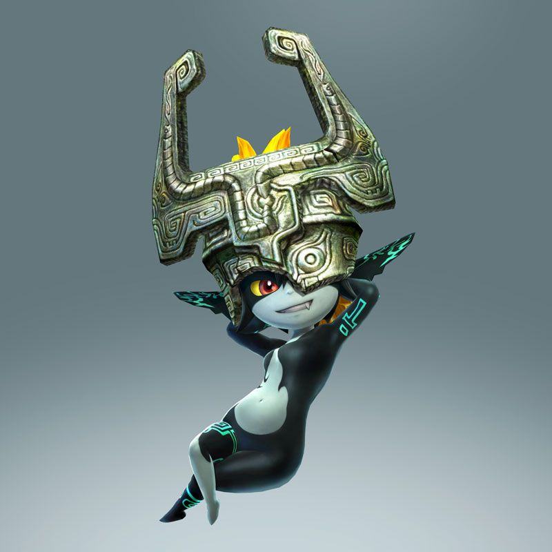 The Legend of Zelda | Hyrule Warriors & Legend's | Midna