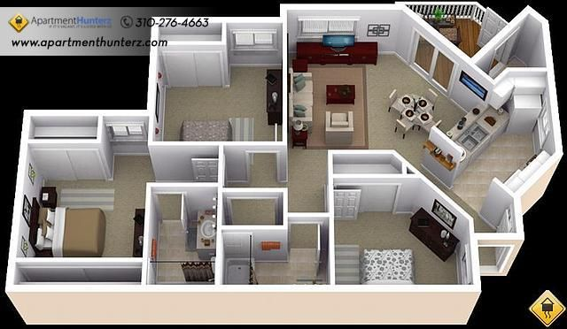 Marvelous Three Bedroom Apartments Nyc   Schlafzimmermöbel Three Bedroom Apartments  Nyc Never Go Out Of Types.