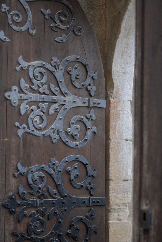 Traditional Iron work