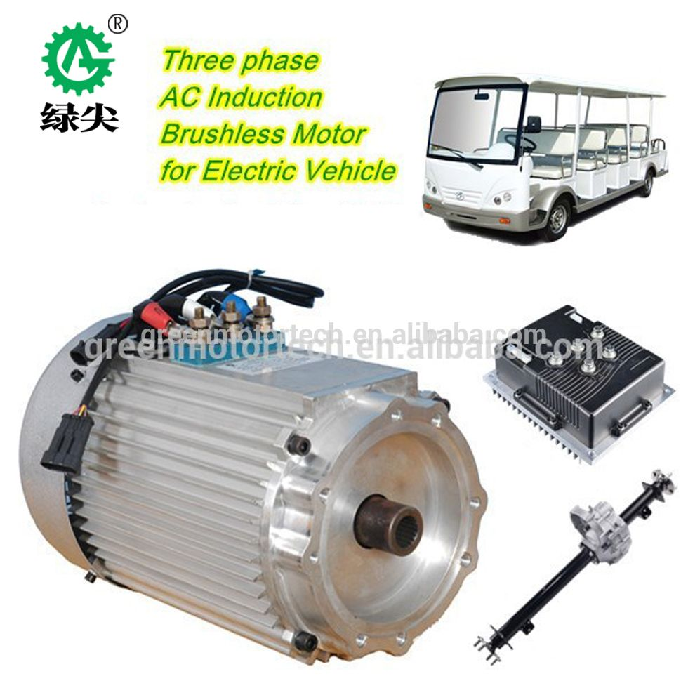 Source Ce Low Price Electric Car Motor 15kw 20kw 30kw For Kids Car 12v Ac Electric Car Motor Controller On Electric Motor For Car Electric Motor Electric Cars