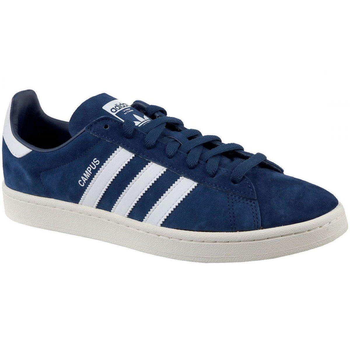 trabajo duro Alargar regalo  Adidas Originals Campus M BZ0086 shoes navy blue   Adidas, Adidas campus,  Shoes