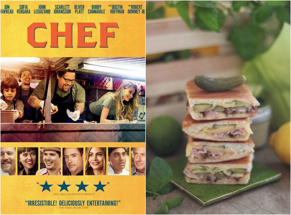 Cubano Sandwich Czyli Kubanskie Kanapki Z Filmu Chef Cubano Sandwich Chef Junior Chef