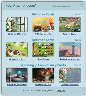 Quick Send Widget Download Wedding Anniversary Cards Anniversary Cards Summer Cards
