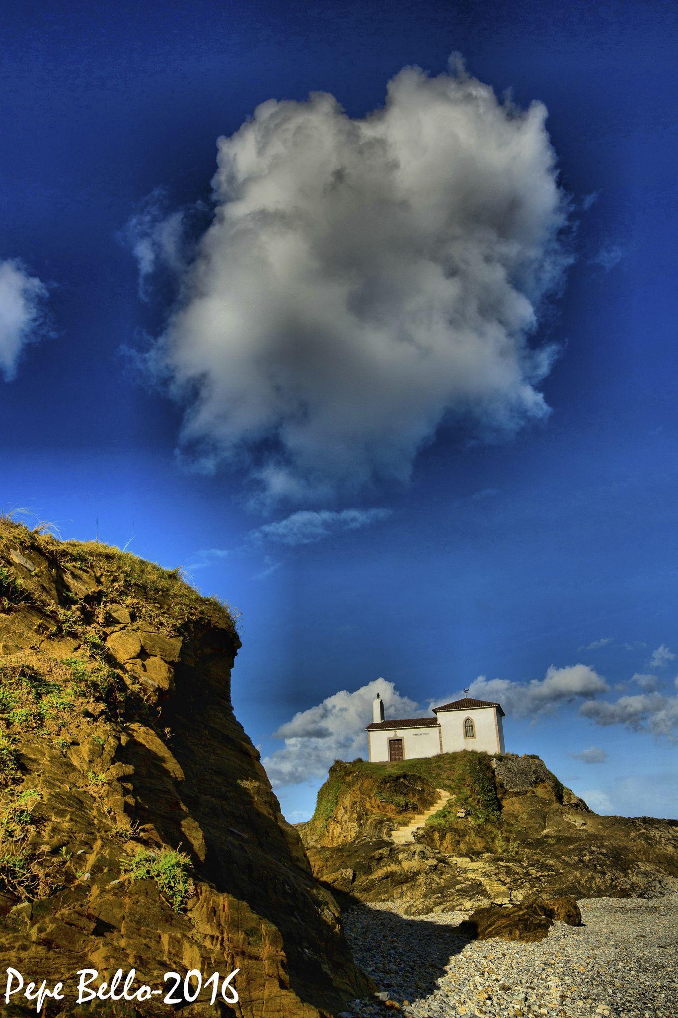 https://flic.kr/p/DvqoJW | Bajo la nube #galicia