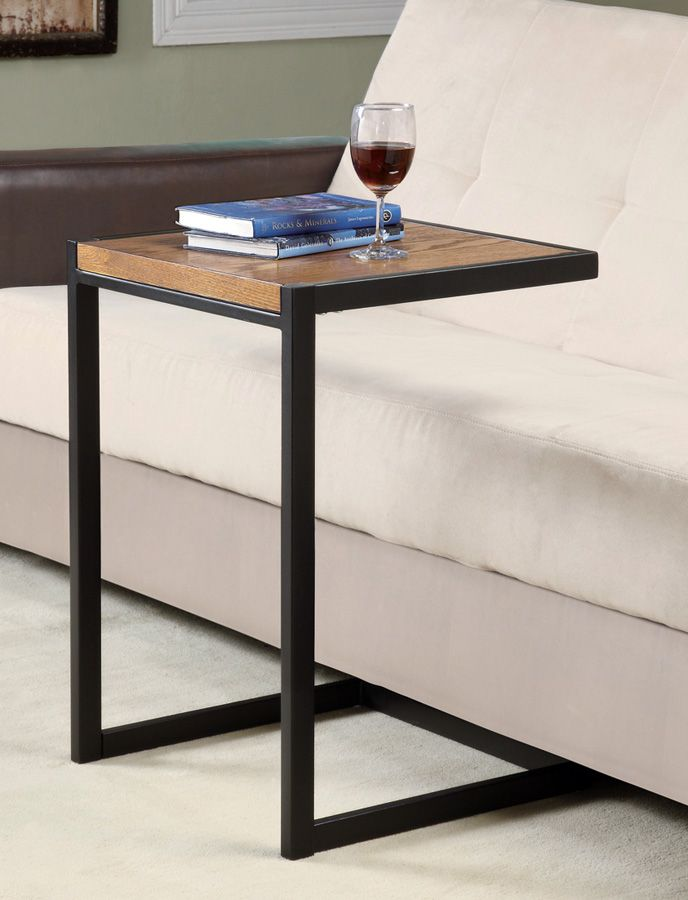 Coaster 900276 Snack Table 900276 At Homelement Com Sofa Snack Table Furniture Coaster Furniture