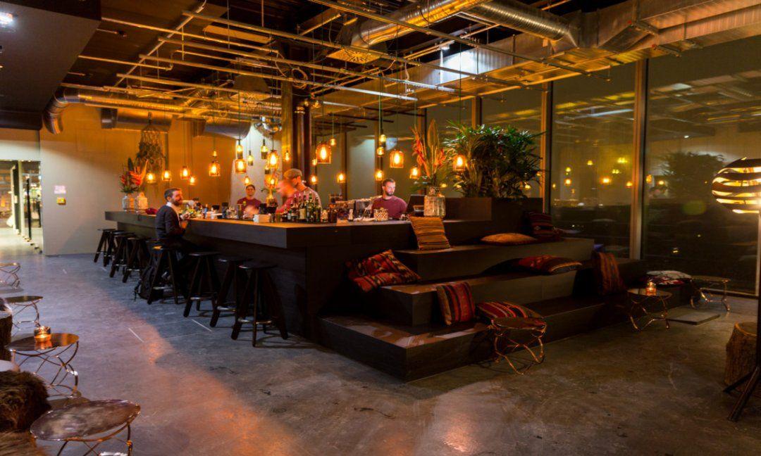il monkey bar del bikini hotel di berlin budapester stra e 40 10787 berlin germania. Black Bedroom Furniture Sets. Home Design Ideas
