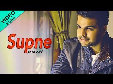 Supne Akhil Songs Romantic Love Song Singer