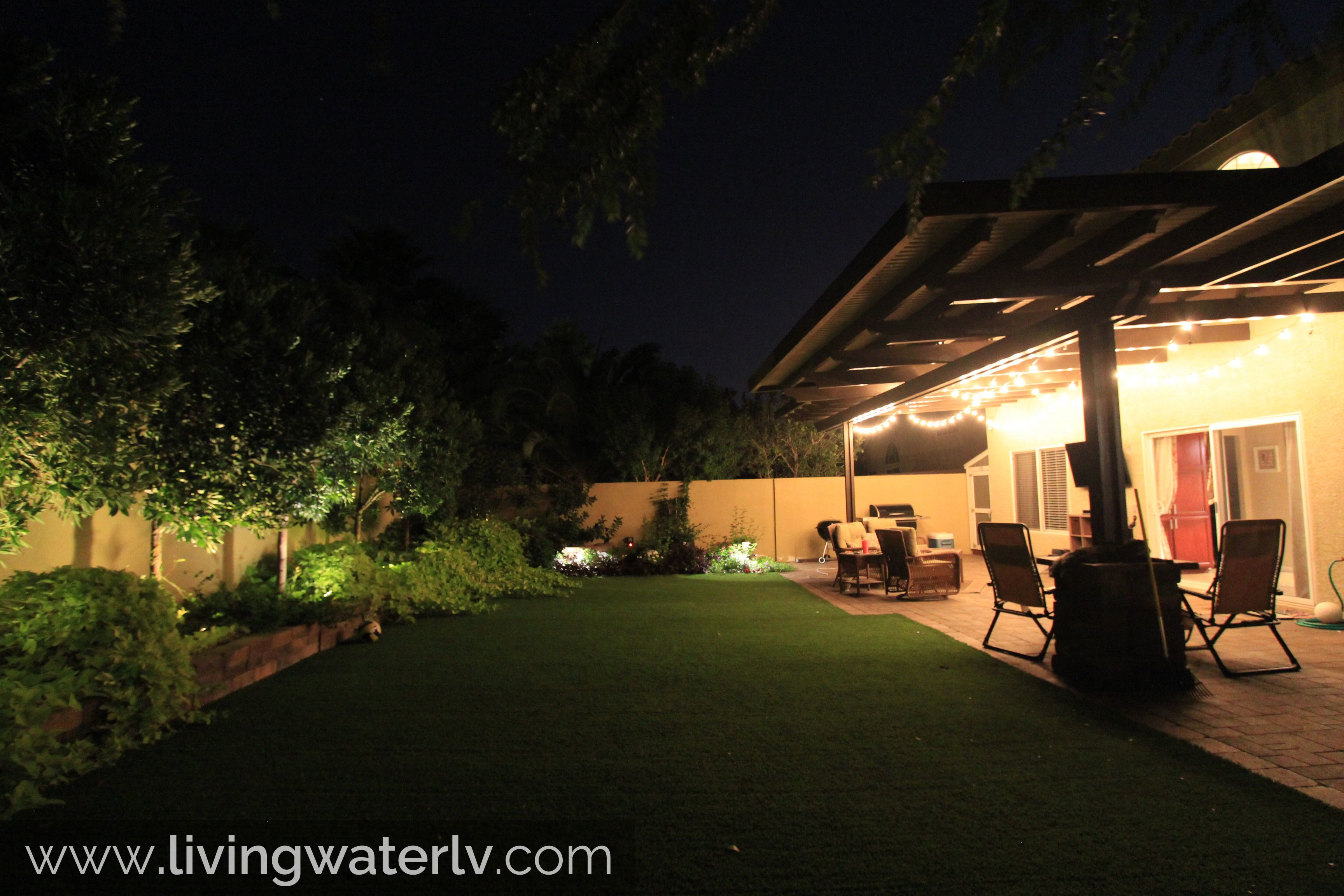 Correct landscape lighting will brighten up your back yard giving you usable space all night long. The landscape lighting comes in so many different looks and styles that there is definitely something that fits every design taste.