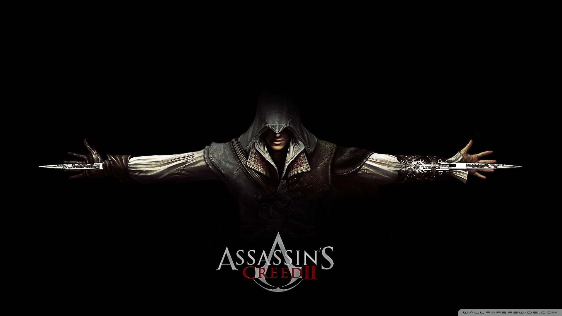 Joey jordison style favor photos pictures and wallpapers for - Assassins Creed Ezio Black Hd Desktop Wallpaper Widescreen