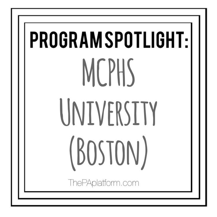 Program Spotlight Mcphs University Boston Online