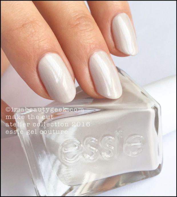 Essie Make the Cut | Nails | Pinterest | Esmalte, Uñas cortas y ...