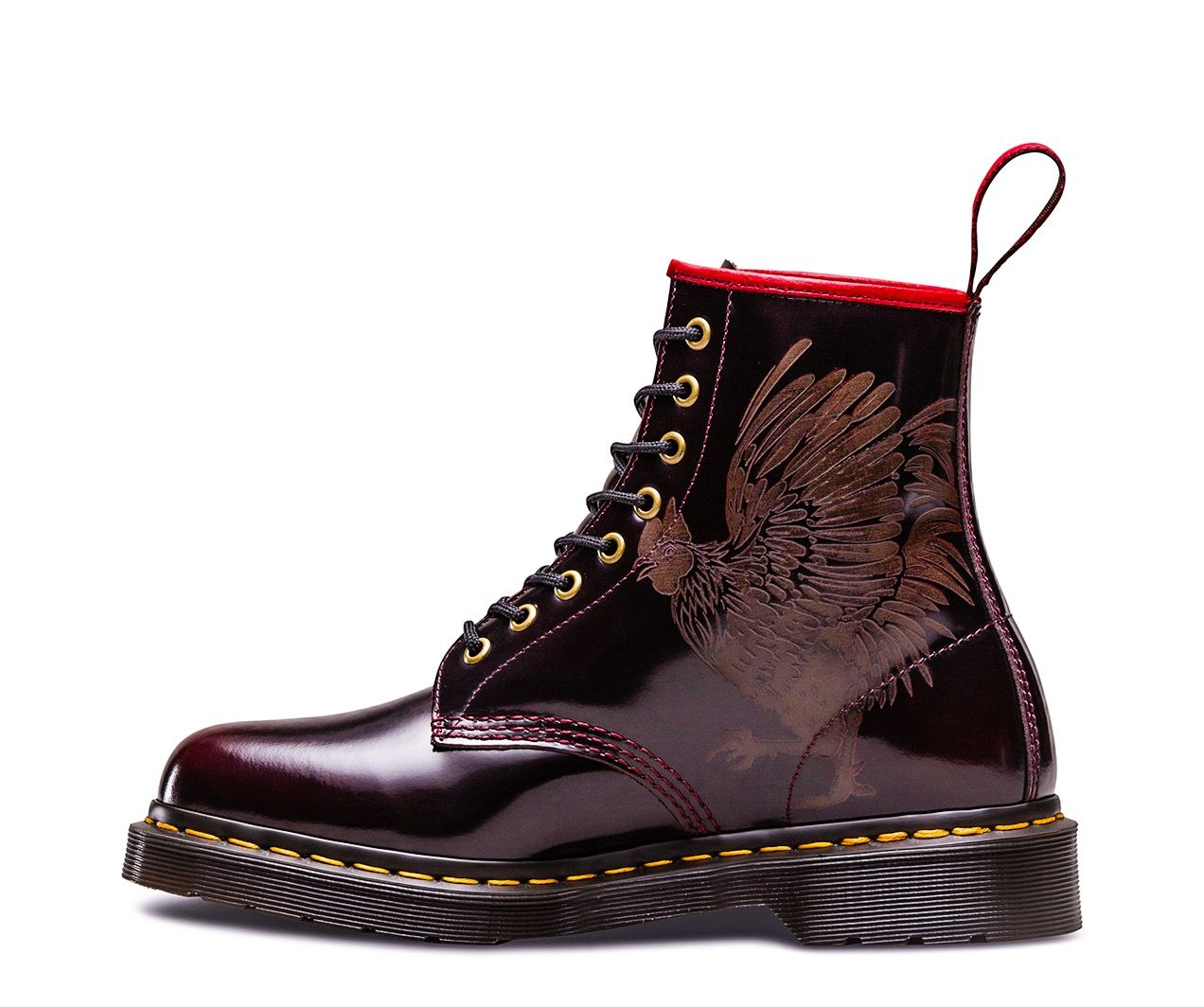 Dr Marten Special Limited Edition 1460 Year of the Rooster