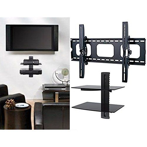 Innovative Americans DVR Satellite Box TV Wall Mount Kit
