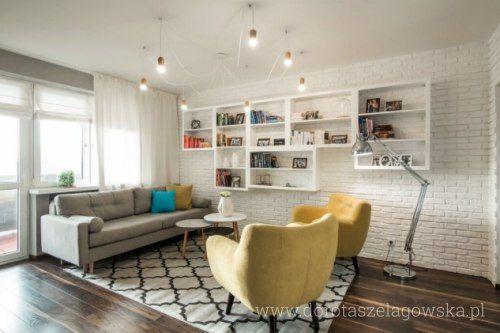 Wohnzimmer Siegen ~ Wohnzimmer moderne wohnwand holz weiß fernseher interior design
