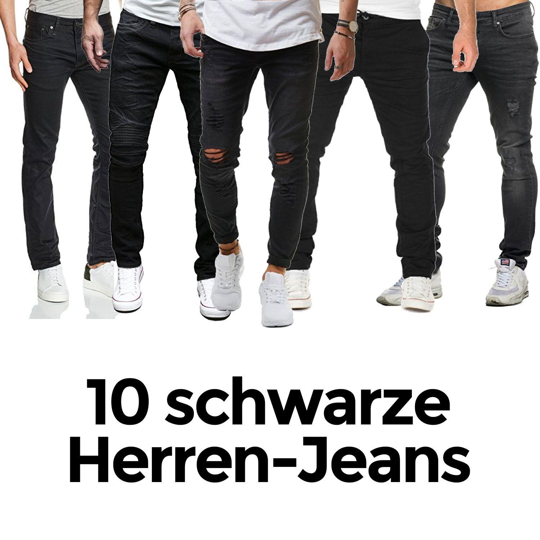 10 schwarzer Jeans für Herren mit Outfit Merish, Levi's
