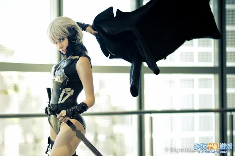 Female Raiden / Metal Gear Rising