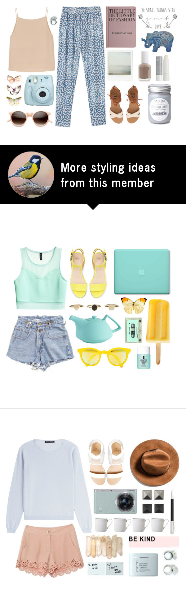 """Lazy spring morning"" by rheeee on Polyvore featuring Monki, T By Alexander Wang, Hachette Book Group, Retrò, Korres, Billabong and Essie"
