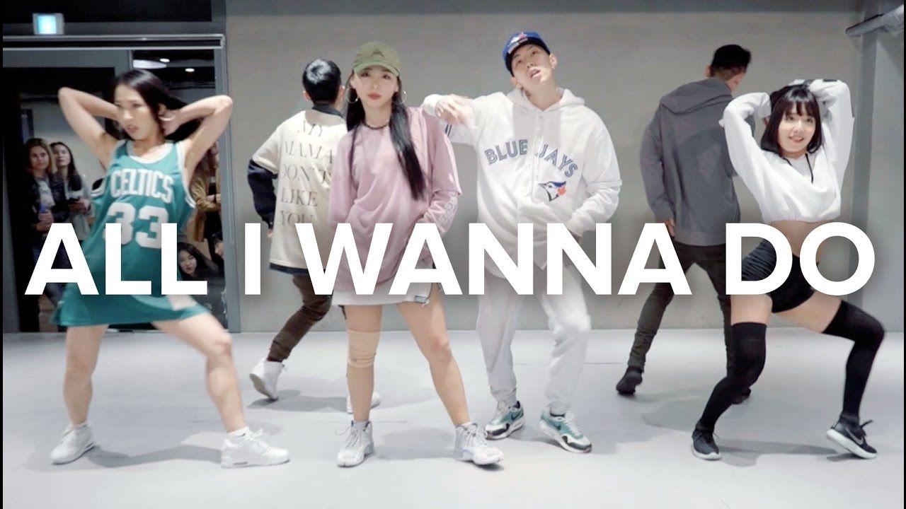 All I Wanna Do Jay Park Mina Myoung X May J Lee X Sori Na