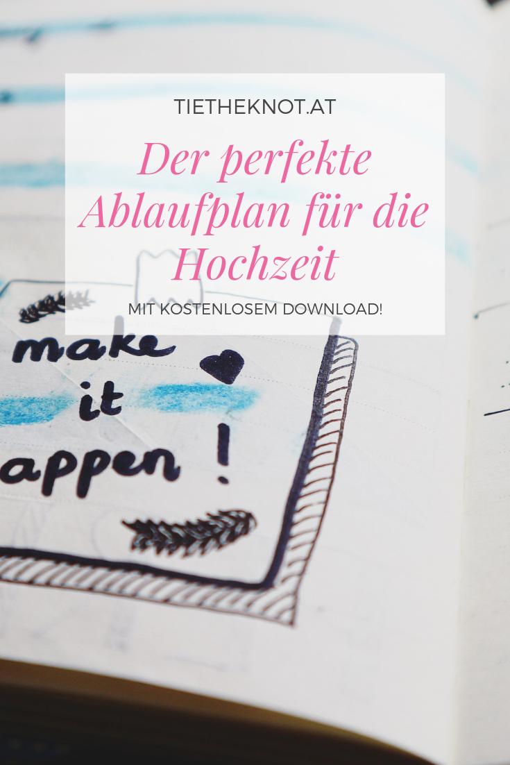 Pin Von Diana Schmidt Auf Wedding Ablaufplan Hochzeit Ablauf Vorlagen