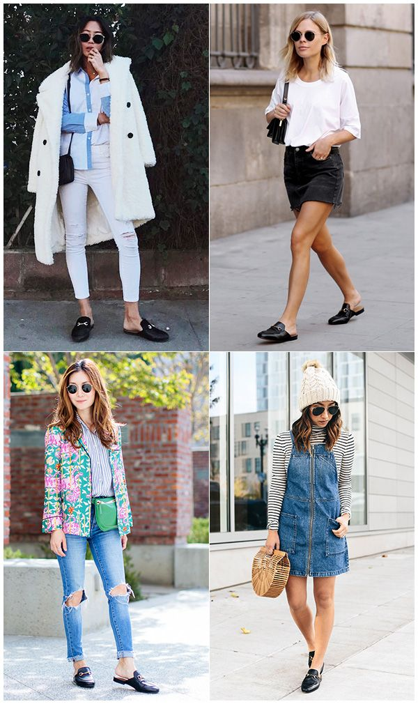4a3fbfbe6a70 Personal style blogger wearing Gucci Princetown Loafer Mules