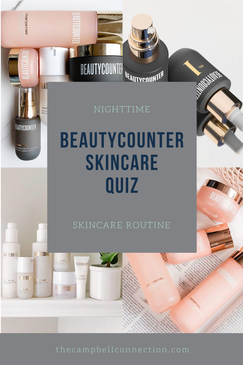 Beautycounter Skincare Quiz Skin Care Quiz Beautycounter Safe Beauty Products